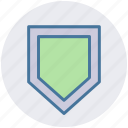 army, soldier, protection, safety, military, security, badge icon