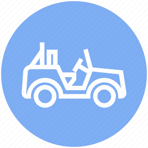 army, army jeep, car, equipment, jeep, military, vehicle icon