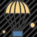 air, balloon, fly