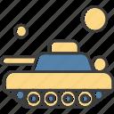 army, tank, war