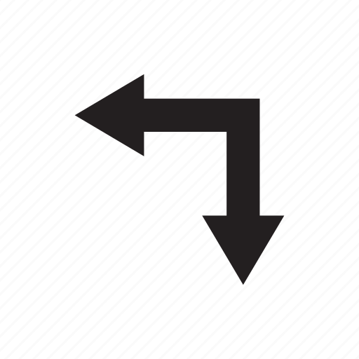 Arrow, cursor, direction, pointer, way icon - Download on Iconfinder