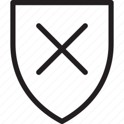 arrow, communication, direction, down, right, shield, up icon