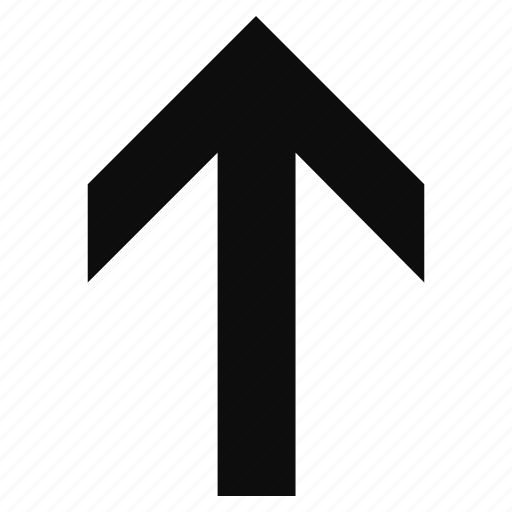 arrow, arrows, collapse, direction, up, upload, uploading icon
