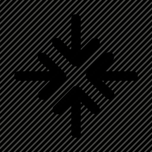 arrow, direction, lines icon