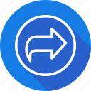 arrow, arrows, control, direction, directional, pointer icon
