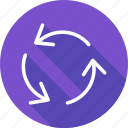 arrow, arrows, control, direction, directional, exchange, pointer icon