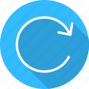 arrow, arrows, control, direction, directional, pointer, redo, undo icon