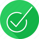 arrow, arrows, checked, control, direction, directional, pointer icon