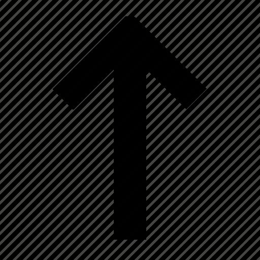 arrow, ico, line, up icon