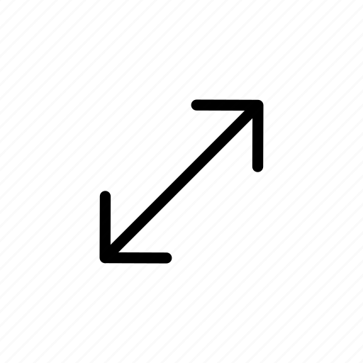 Arrow, pinch, scale, sides, two icon - Download on Iconfinder
