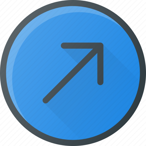 Arrow, direction, move, navigation, point icon - Download on Iconfinder