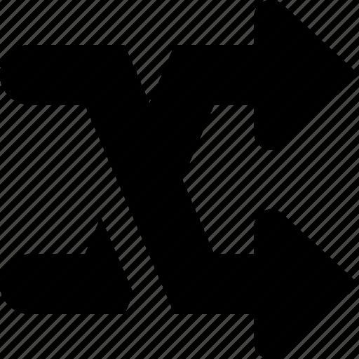 arrow, swap icon