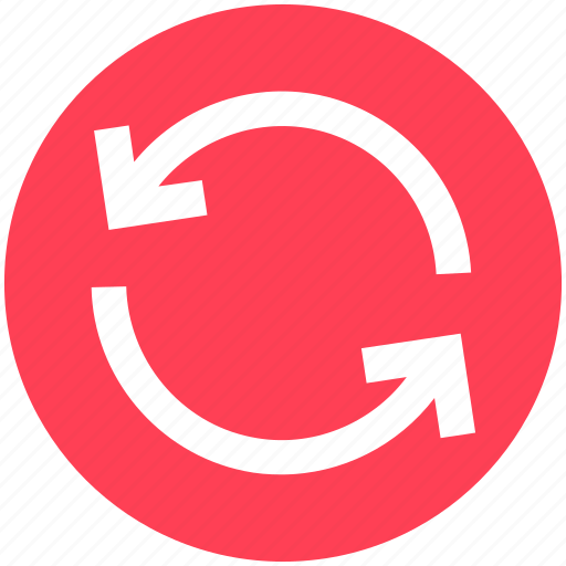 Arrows, circle, loading, loading arrow, sync icon - Download on Iconfinder