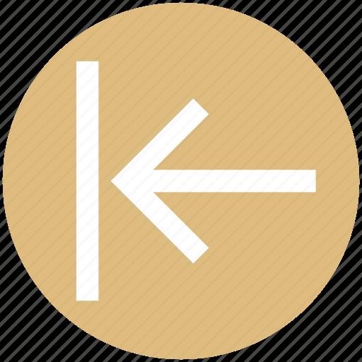 Arrow, forward, left, left arrow icon - Download on Iconfinder