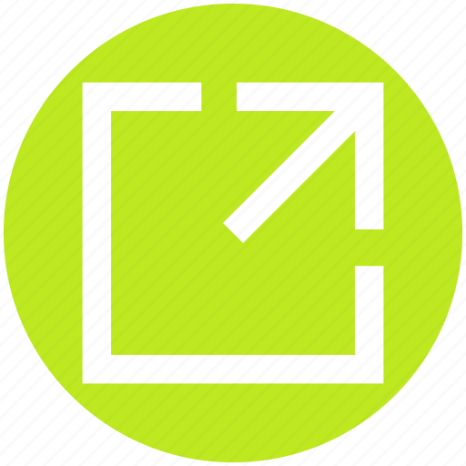 Arrow, box, chart, up, up arrow icon - Download on Iconfinder