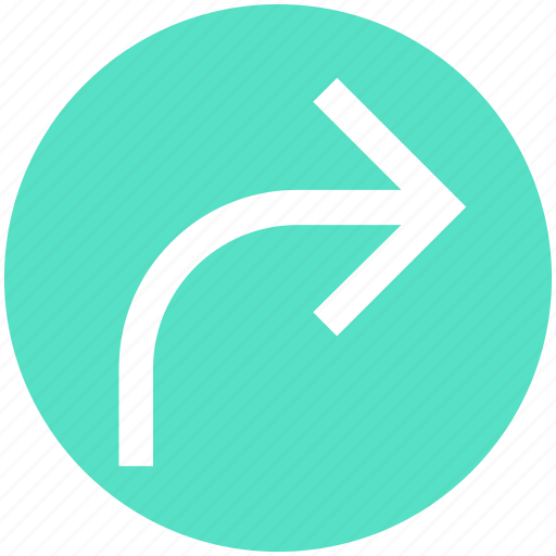 Arrow, right, right arrow, top, up icon - Download on Iconfinder