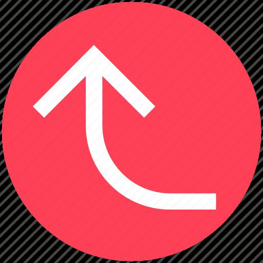 arrow, up, up arrow, upload, uploading icon