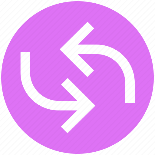 Arrows, back, left and right, top icon - Download on Iconfinder