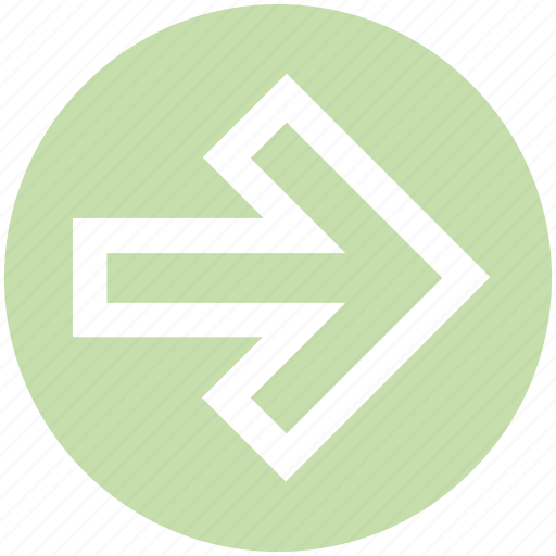 Arrow, forward, right, right arrow icon - Download on Iconfinder
