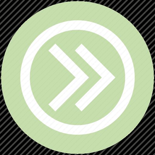 Arrow, circle, disclosure, forward, left arrow icon - Download on Iconfinder