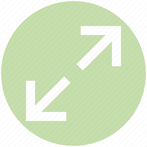 Arrow, change, change arrows, scale, up and down icon - Download on Iconfinder