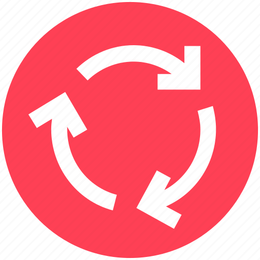 Arrows, circle, loading, loading arrow, rotate, sync icon - Download on Iconfinder