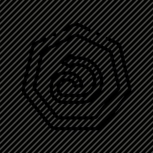arrow, arrows, circle, cursor, direction, spiral icon