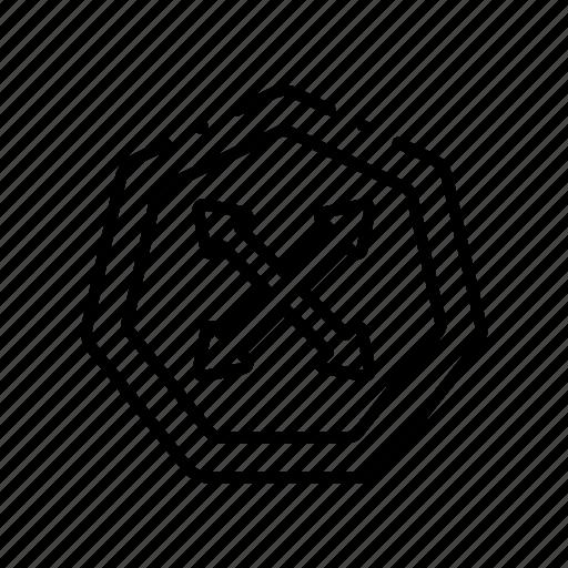arrow, arrows, expad, expand, left, right icon