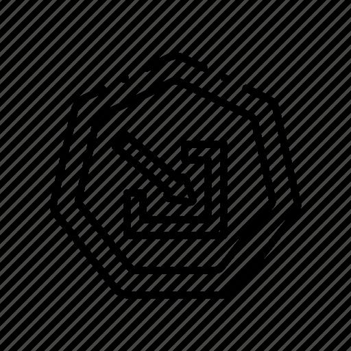 interface, minimal, minimalism, minimalist, minimalistic, minimize, video icon