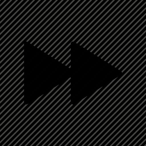 arrow, music, next, song icon