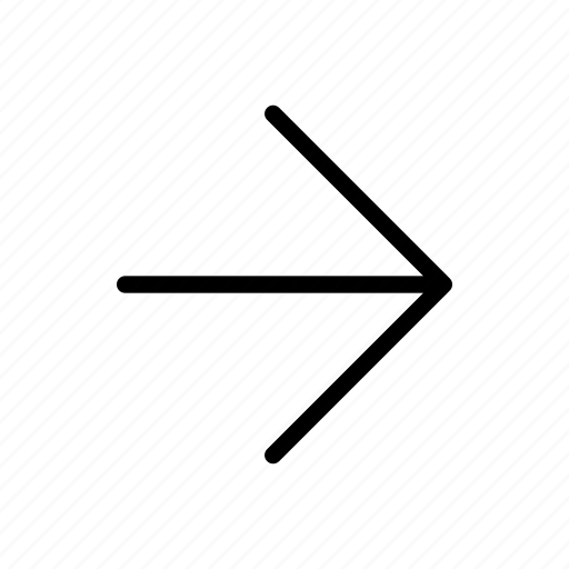 arrow, arrows, forward, move, next, right icon