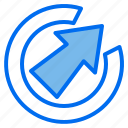 arrow, click, clicker, pointer
