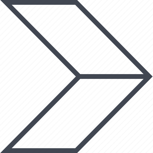 arrow, go, next, send icon
