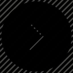 arrow, direction, right, right arrow icon