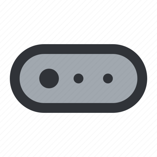 Dots, loading icon - Download on Iconfinder on Iconfinder