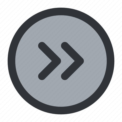 Arrows, circle, right icon - Download on Iconfinder