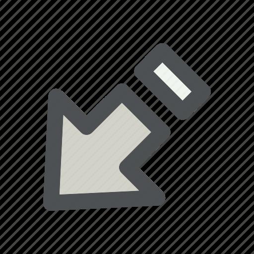 Arrow, chevron, direction icon - Download on Iconfinder