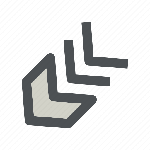 Arrow, chevron, direction icon - Download on Iconfinder
