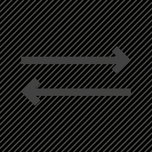 arrows, refresh, reload, swap, sync, synchronization, update icon