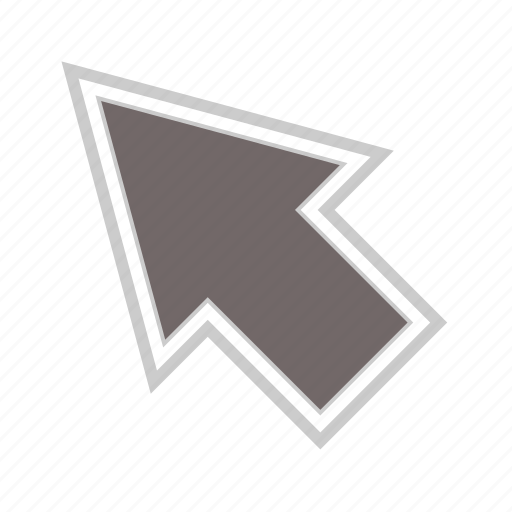 arrow, arrows, diagonal, direction, left, up icon