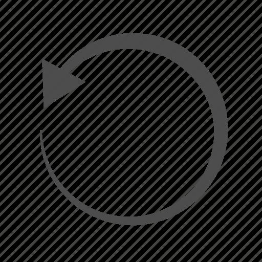 Arrow, arrows, circle icon - Download on Iconfinder