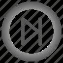 arrow, arrows, circle, forward, next, right, skip icon