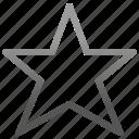 award, favorite, rating, star icon