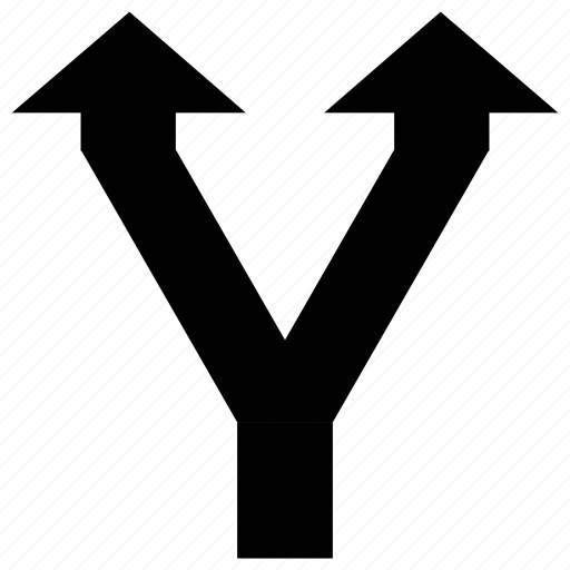 arrow join, arrow shape, arrows, shape icon