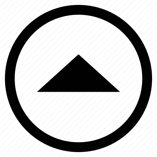 arrow, media, monotone, monotone arrow icon