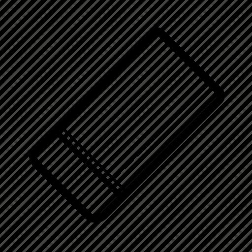 Delete, erase, eraser, rubber icon - Download on Iconfinder