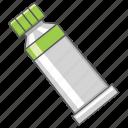 art, color, marker, paint, tube icon