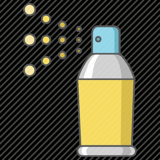 aerosol, can, deoderant, graffiti, paint icon