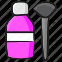 blusher brush, makeup accessories, makeup blusher, makeup brush