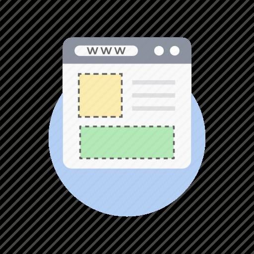 ui design, ux design, web content, web design, web interface icon